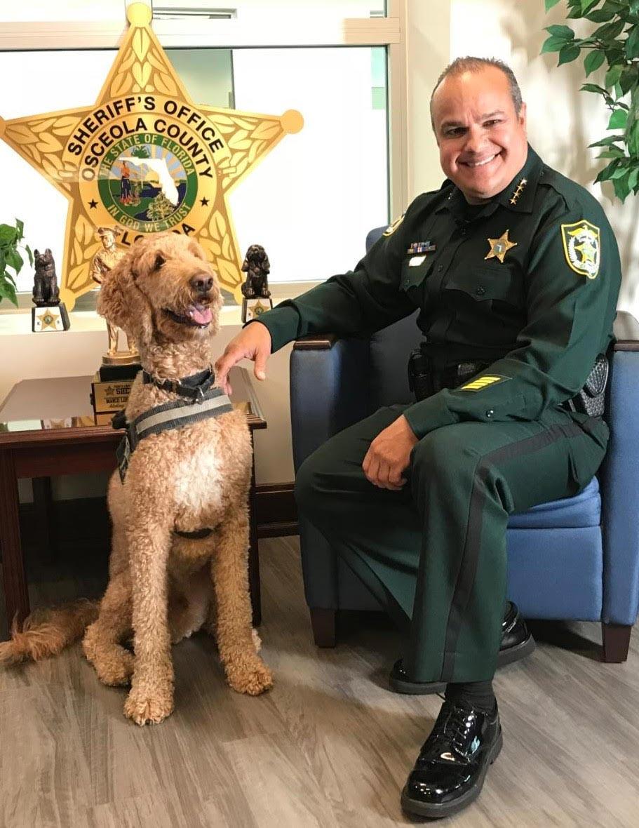Marcos R. Lopez - Osceola County Sheriff