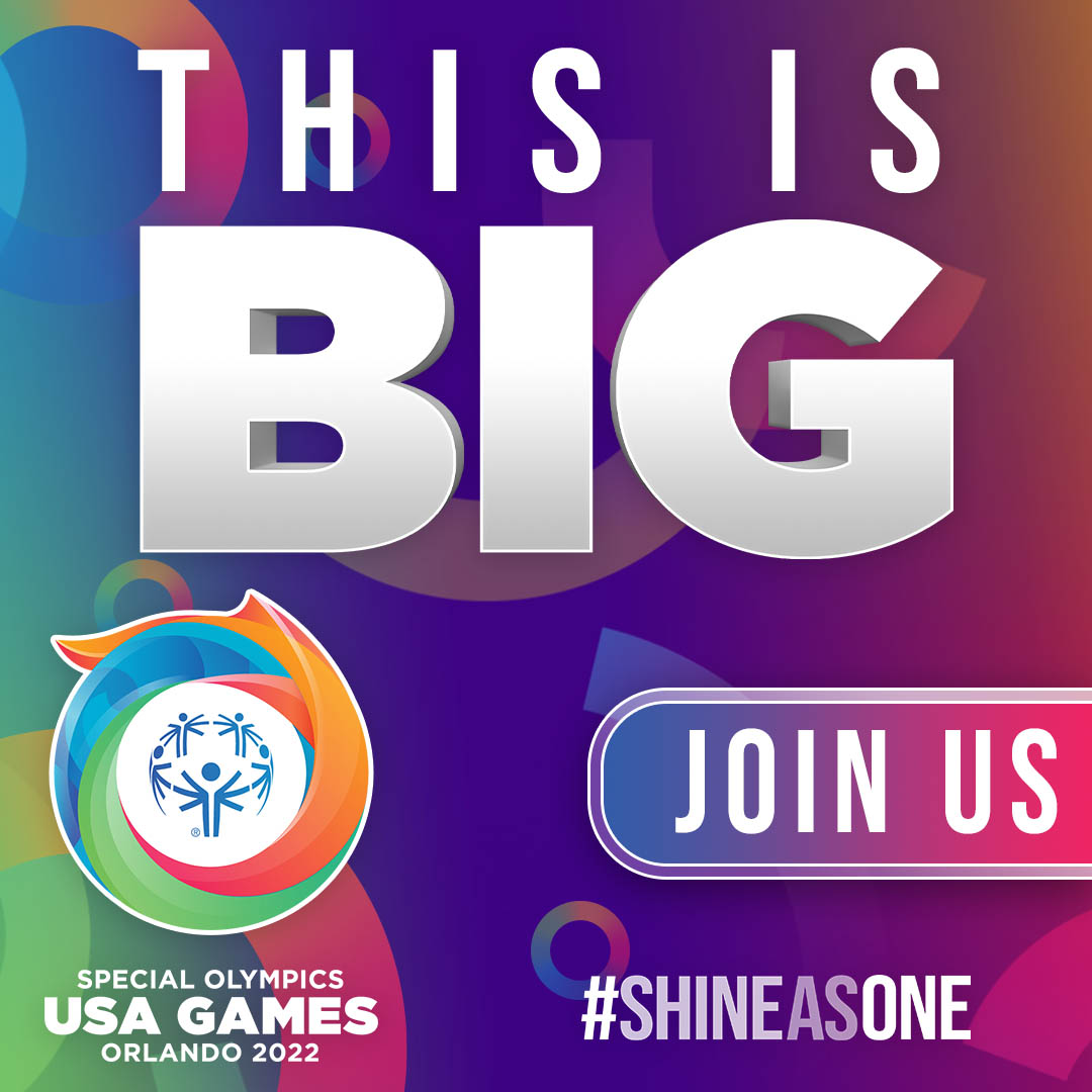 The LARGEST Special Olympics USA Games in History Gets Even Bigger for 2022