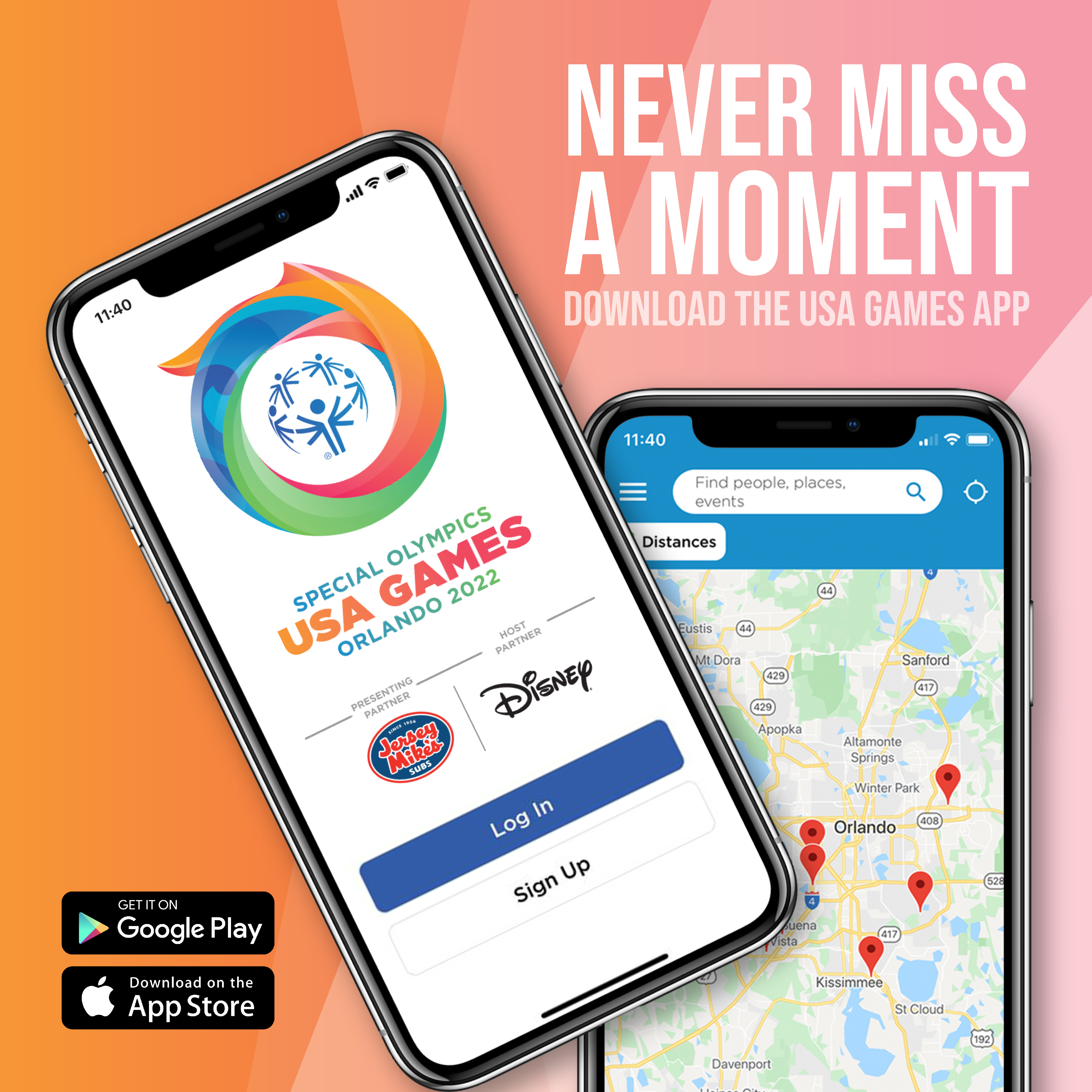 2022 Special Olympics USA Games Launches First-Ever Fan Engagement App