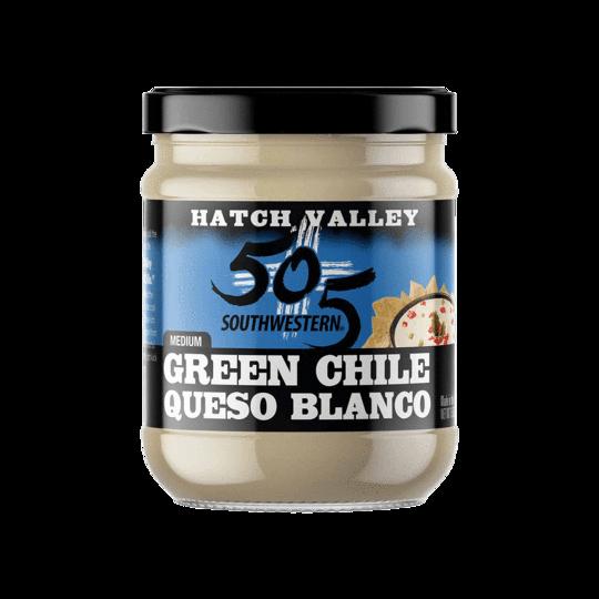 505 Southwestern® Green Chile Queso Blanco