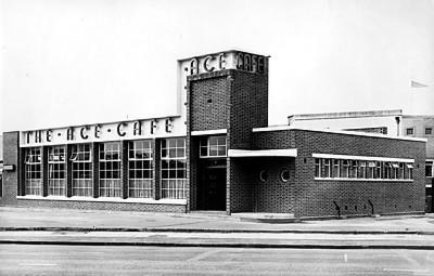 ace cafe building