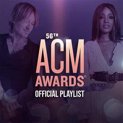 56th ACM Awards Official Playlist