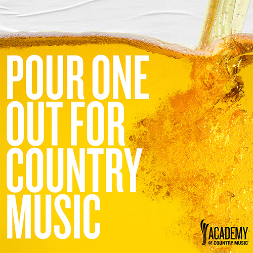 ACM Pour One Out For Country