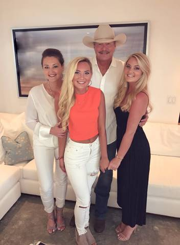 """ALAN JACKSON RELEASES NEW SONG """"YOU'LL ALWAYS BE MY BABY (WRITTEN FOR DAUGHTERS' WEDDINGS)"""""""