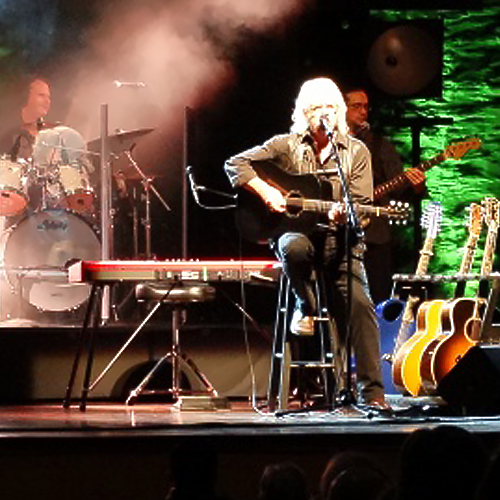The latest Arlo Guthrie news and press releases