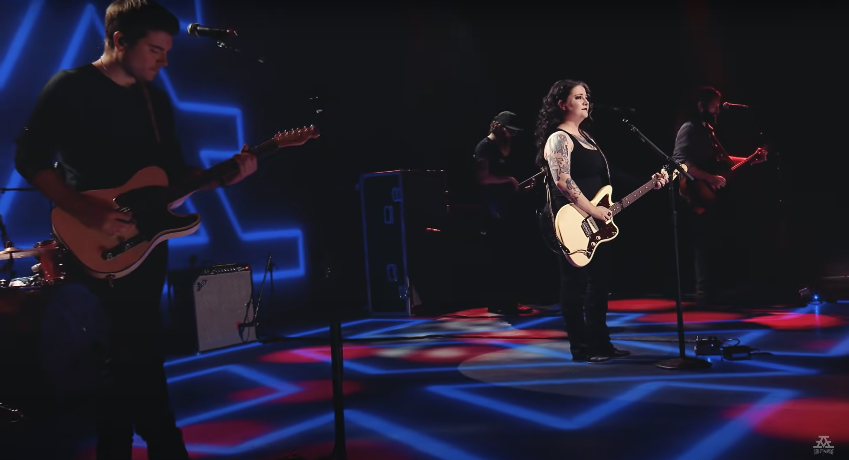 Ashley McBryde Releases Scorching Live Version of Shut Up Sheila From Never Will: Live From A Distance