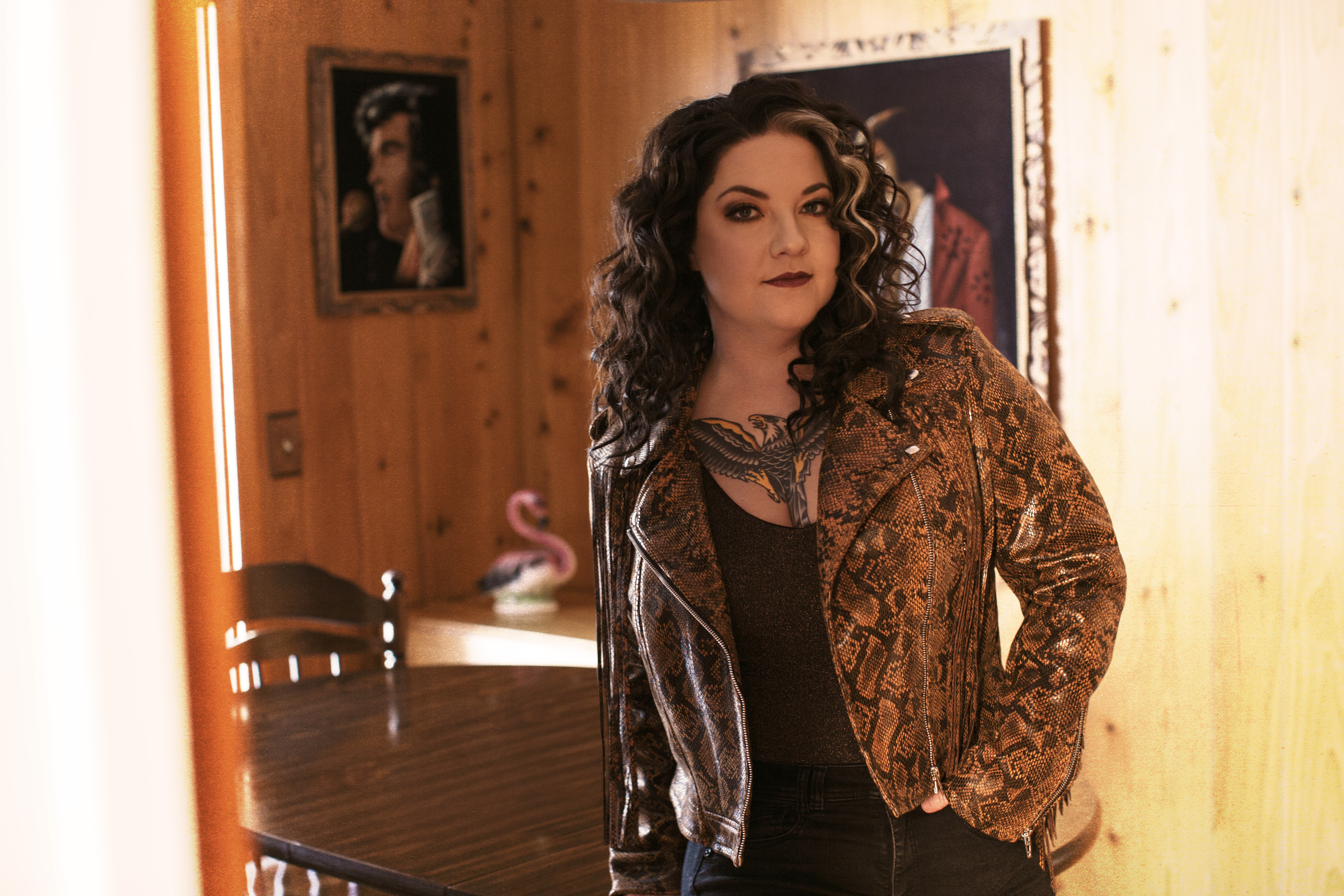 Ashley McBryde Earns Four Nominations from The Academy of Country Music