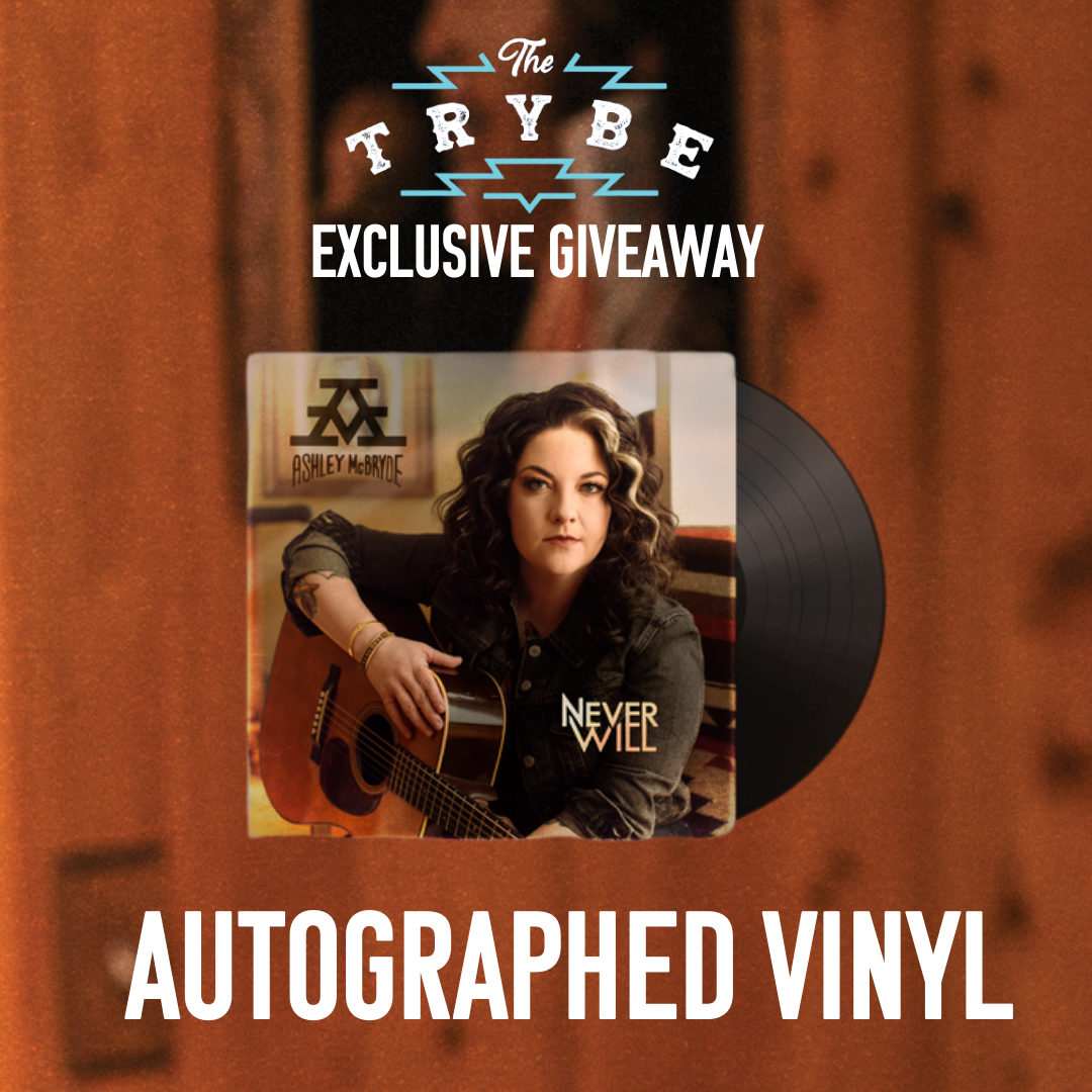 Trybe Exclusive Giveaway - Never Will Vinyl