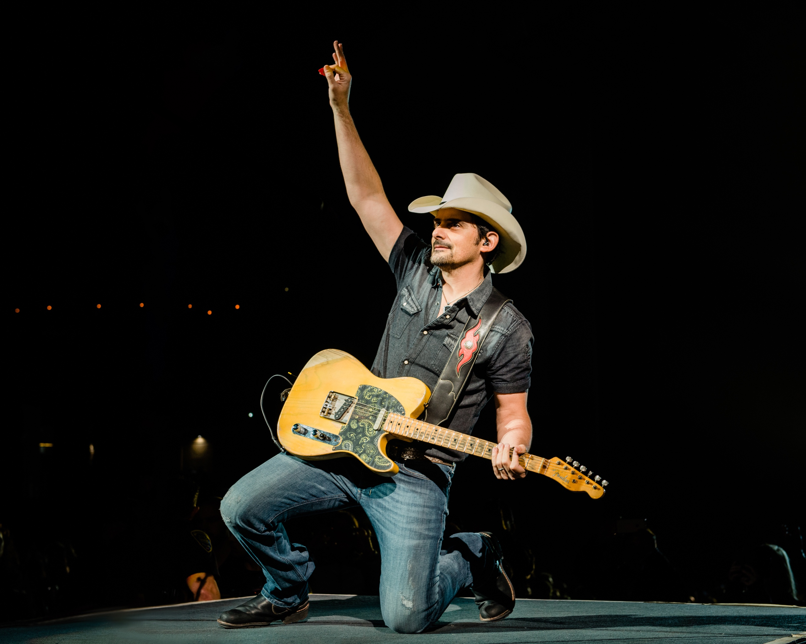 Brad Paisley Announces Tour 2021
