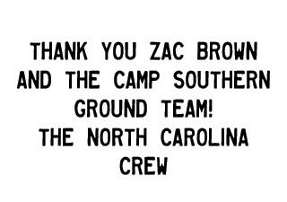 Friends of North Carolina