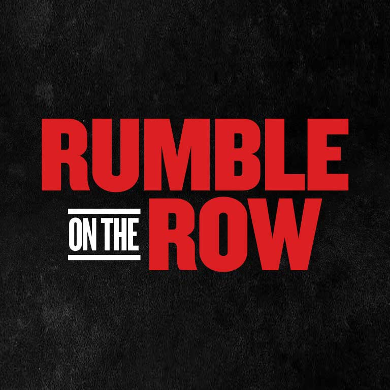 """2021 """"Rumble on the Row"""" Fight Card Announced"""