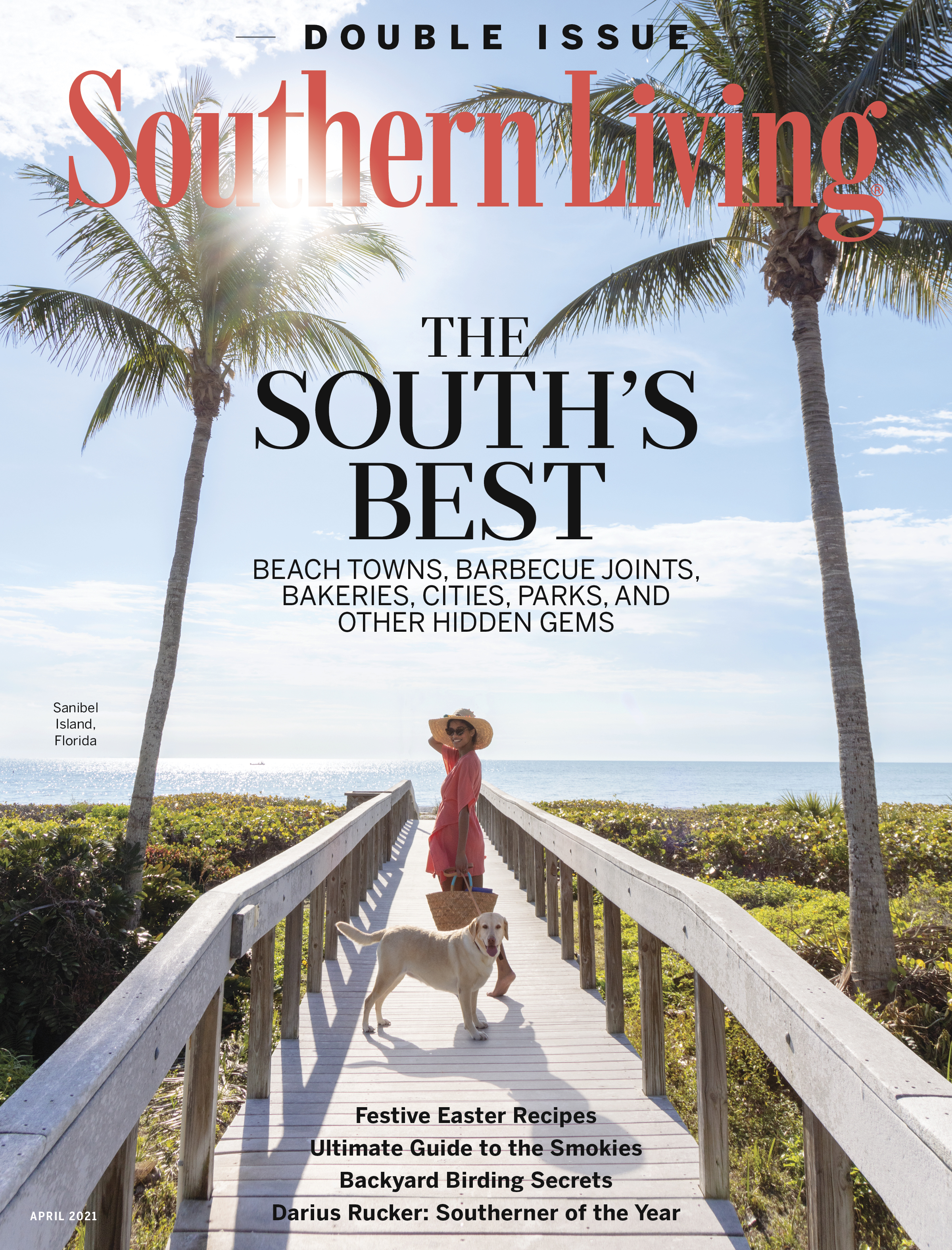 Darius Is Southern Living's 2021 Southerner Of The Year!