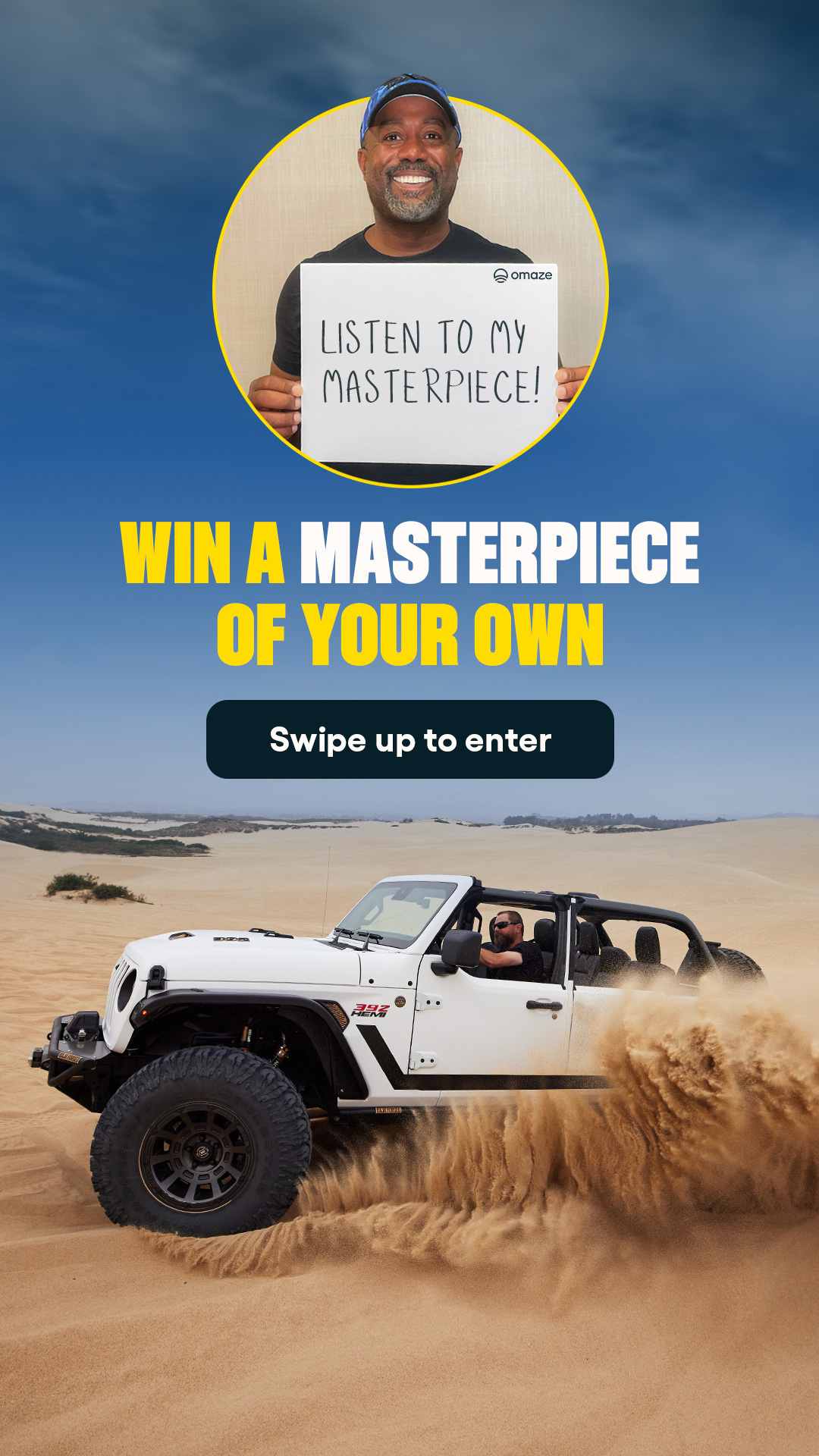 Win a Jeep & Support St. Jude