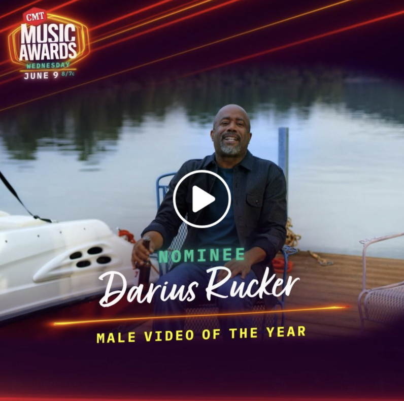 CMT Music Awards - Male Video of the Year