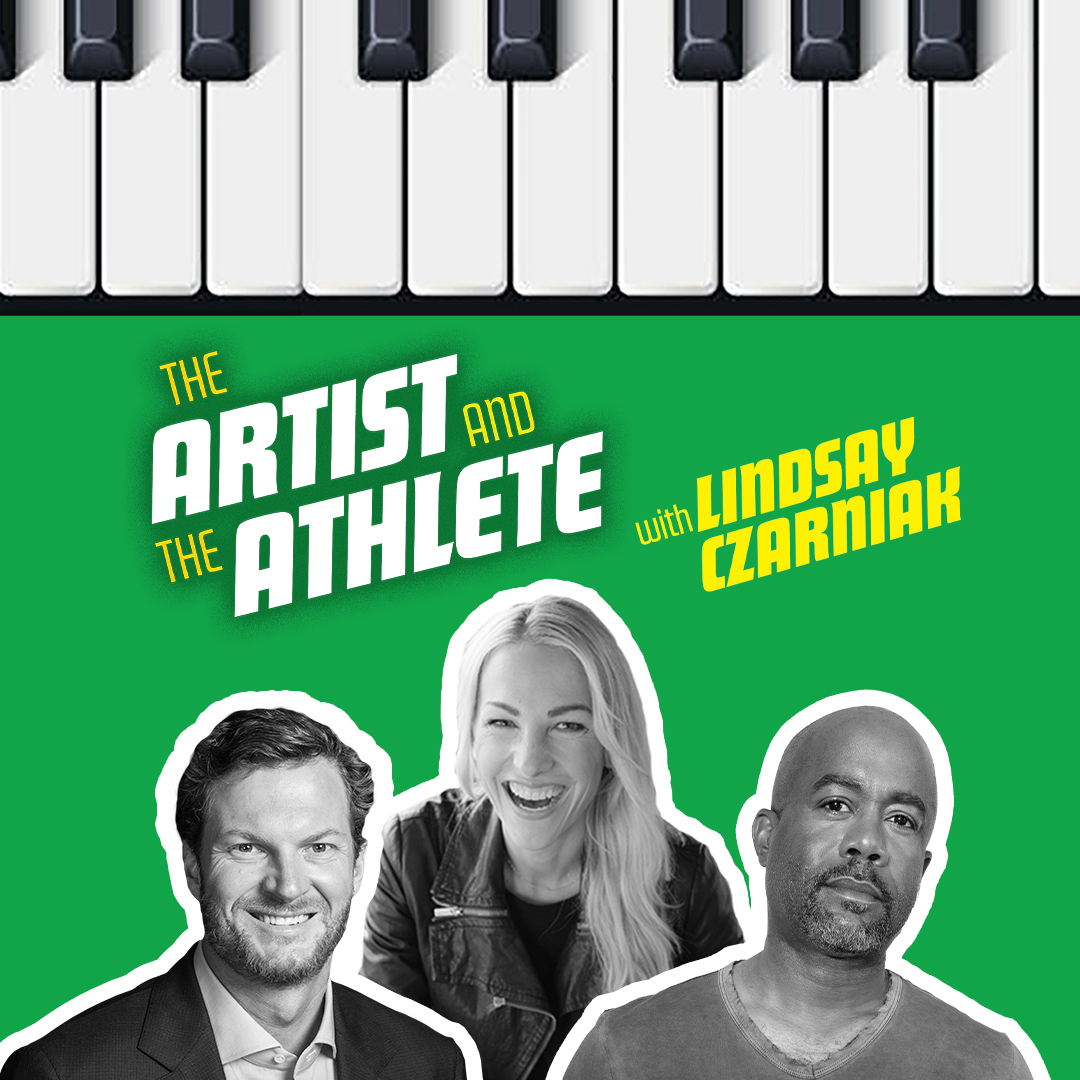 The Artist and the Athlete Podcast