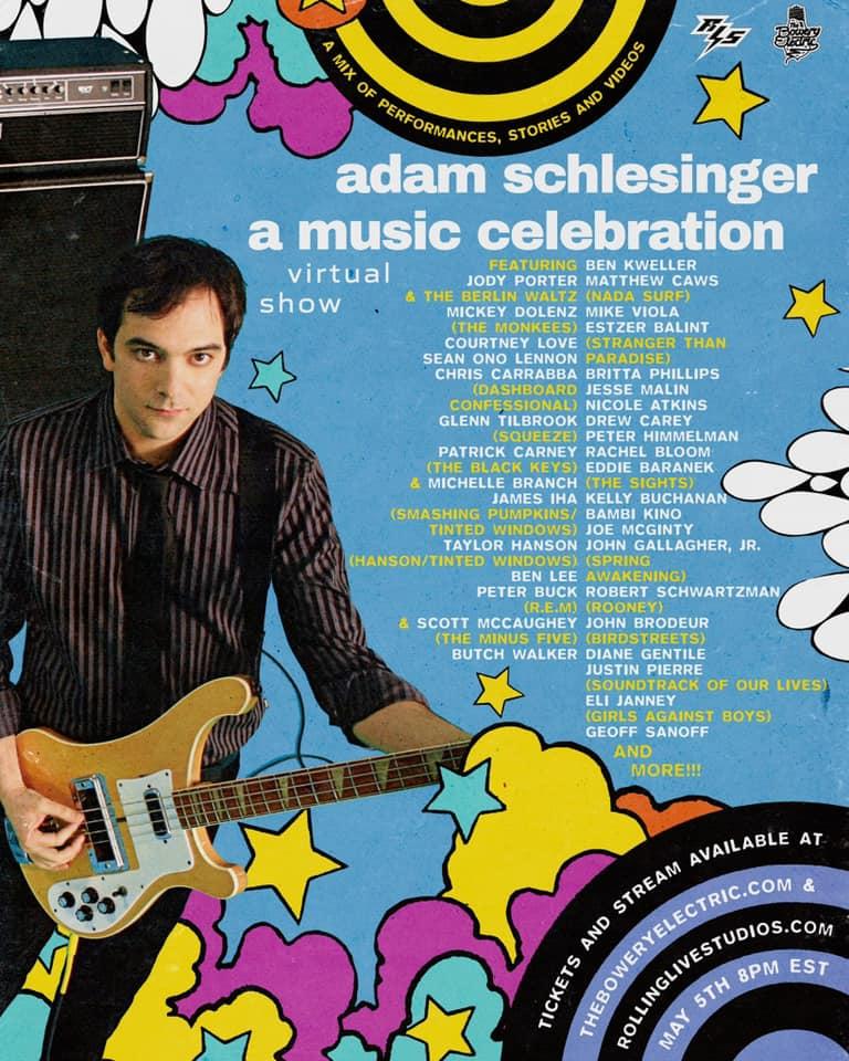 Adam Schlesinger - A Music Celebration