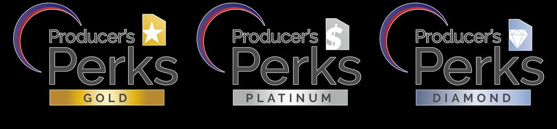 Perks logos