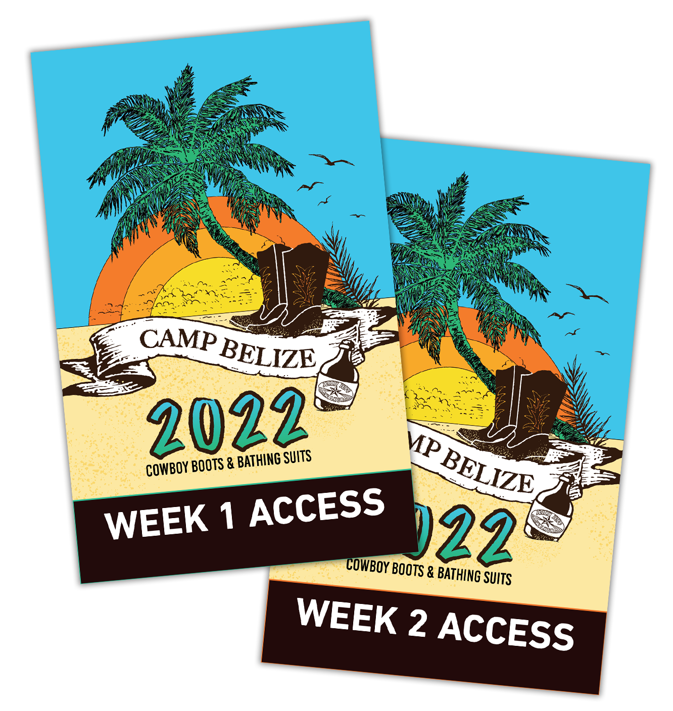 Camp Belize 2022