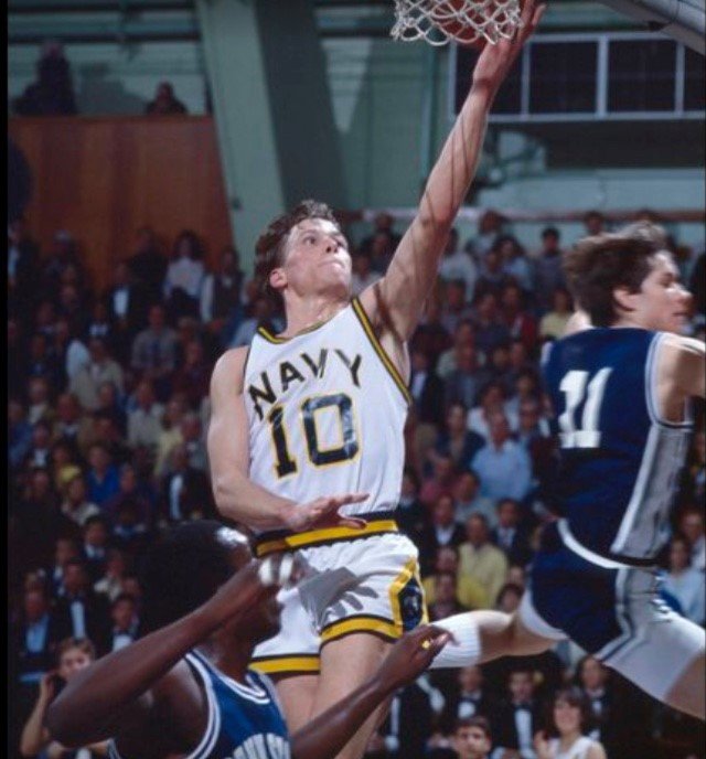 Remembering Navy's 1986 March Madness run to the Elite Eight