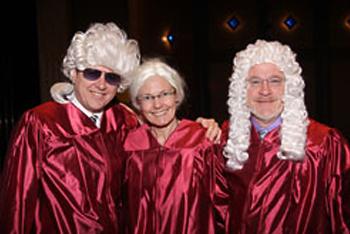 Mr. Alan Addley, Mrs. Jenny Emery and Mr. Bob Gilbert
