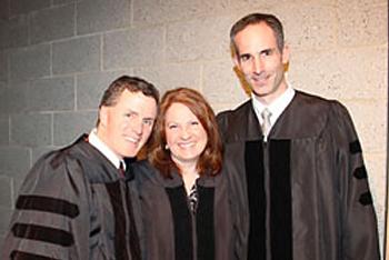 Mr. Mike Dunn, Dr. Mary Gadd, Dr. Mark Foley