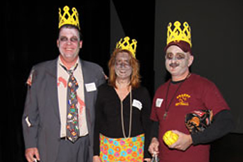 2012 Winners - The Zom-Bees!