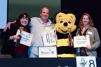 2013 Winners - The Bee S's!