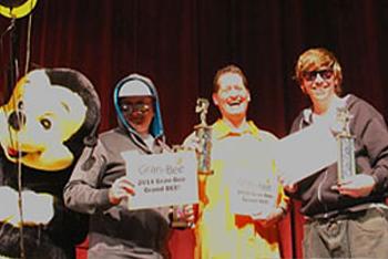 2014 Winners - Bee-ber Fever!