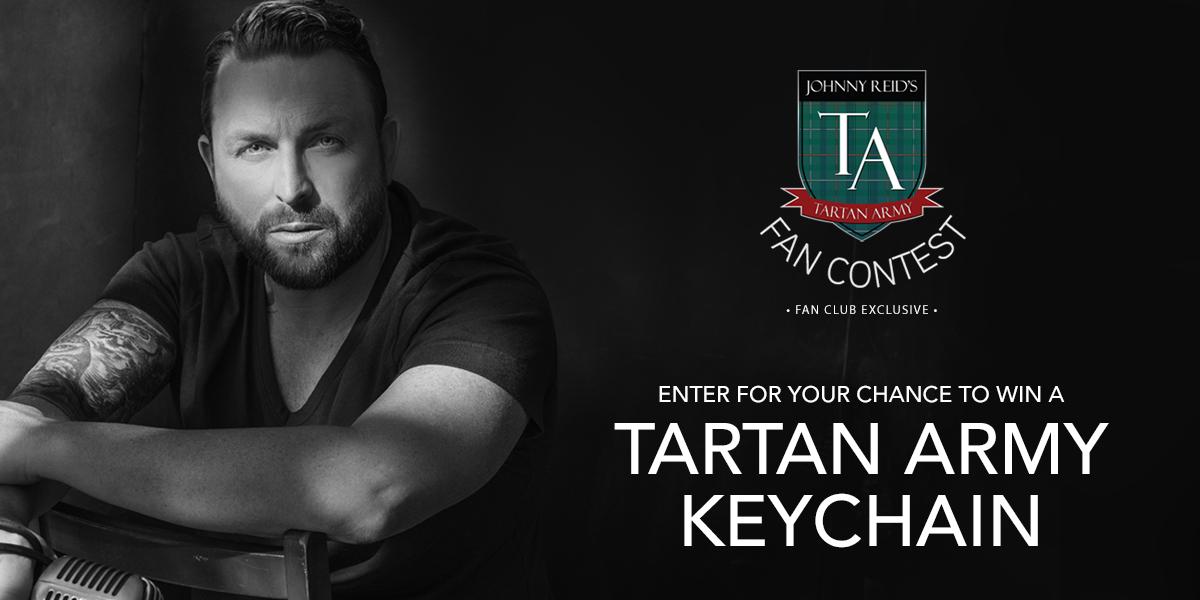 Tartan Army Keychain Contest