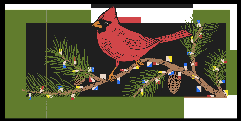 Bird graphic