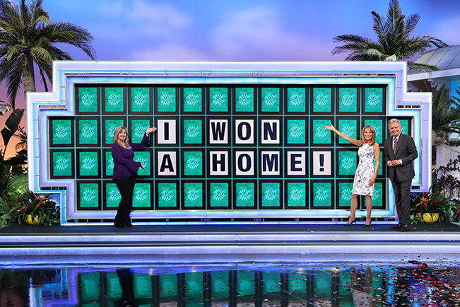 Wheel of Fortune winner, Laura T