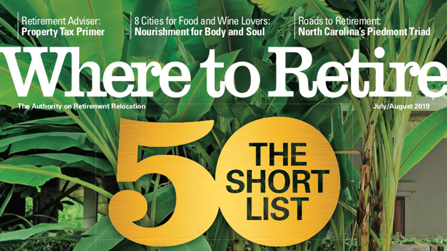 Where to Retire-The 50 Best Places to Retire