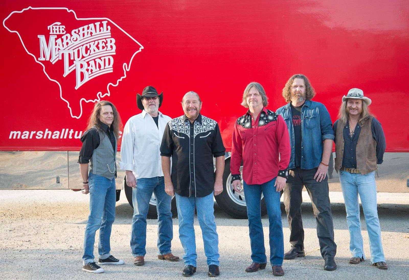 The Marshall Tucker Band Signs With UTA