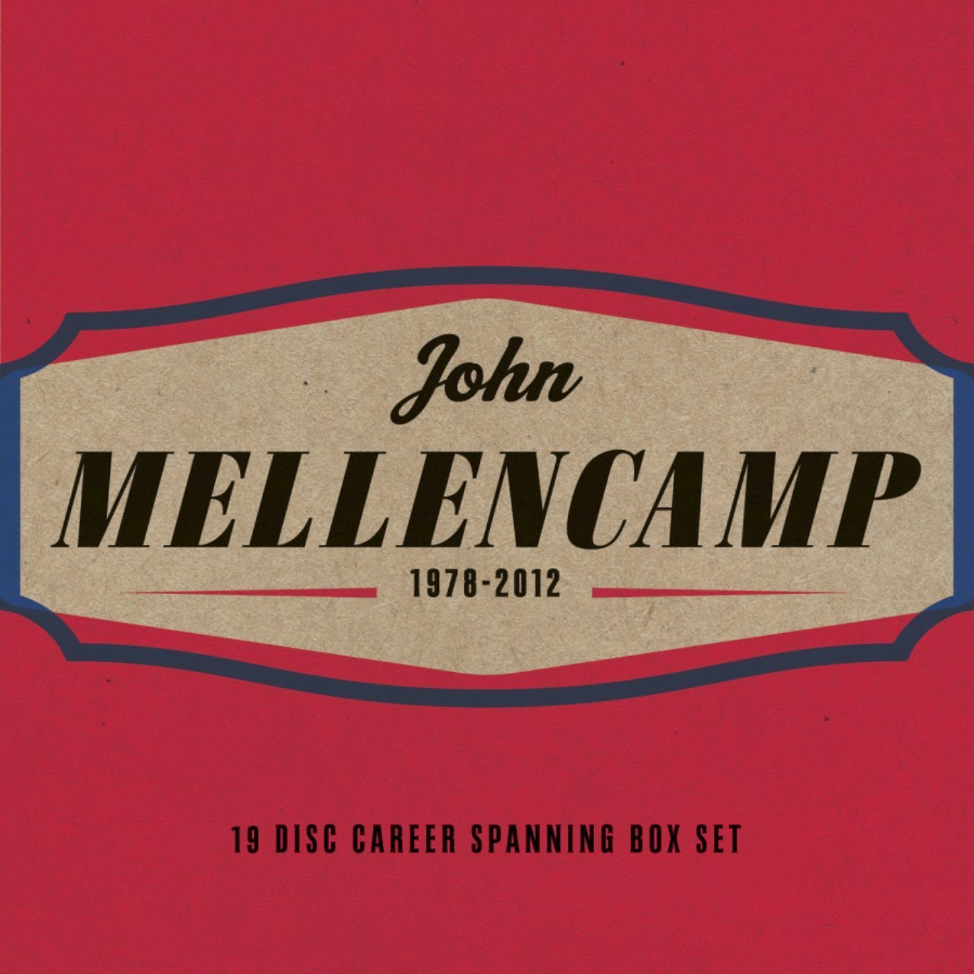 John Mellencamp - 1978-2012