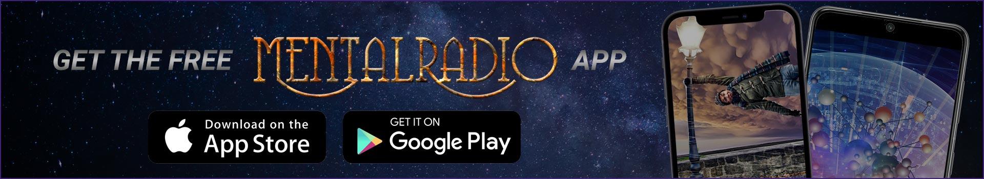 Get The Free Mental Radio App