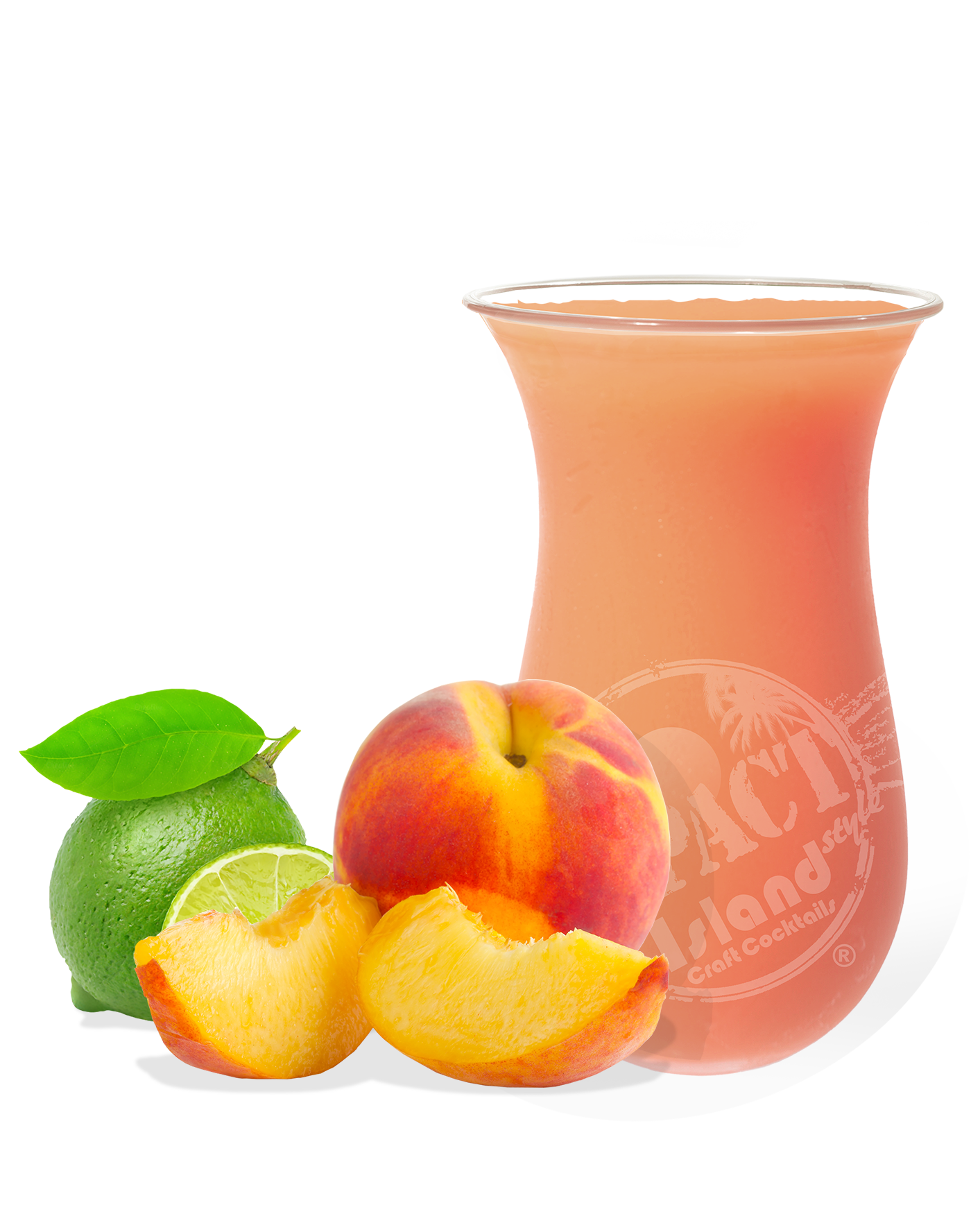 Island-Style Peach