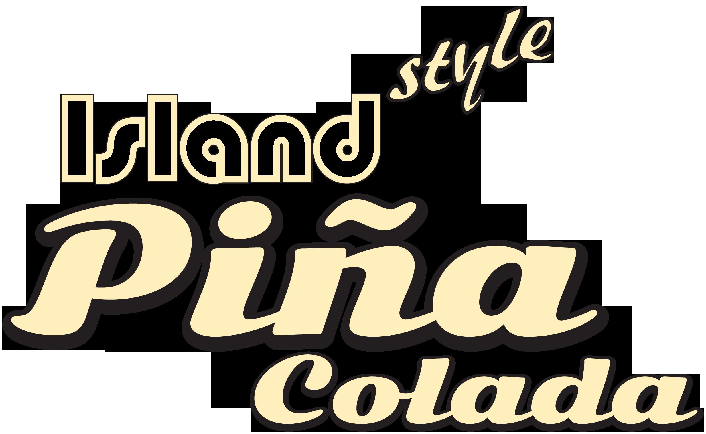 Island-Style Pina Colada