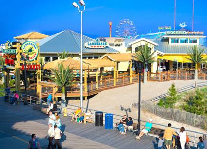 LandShark Bar & Grill Atlantic City