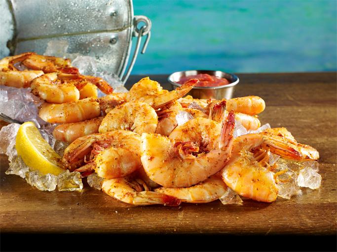 Gluten Free Peel and Eat Shrimp