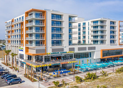 Margaritaville Beach Hotel Jacksonville Beach