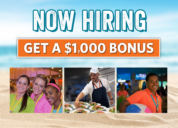 Join our team. View open positions. Get a $1000 bonus!