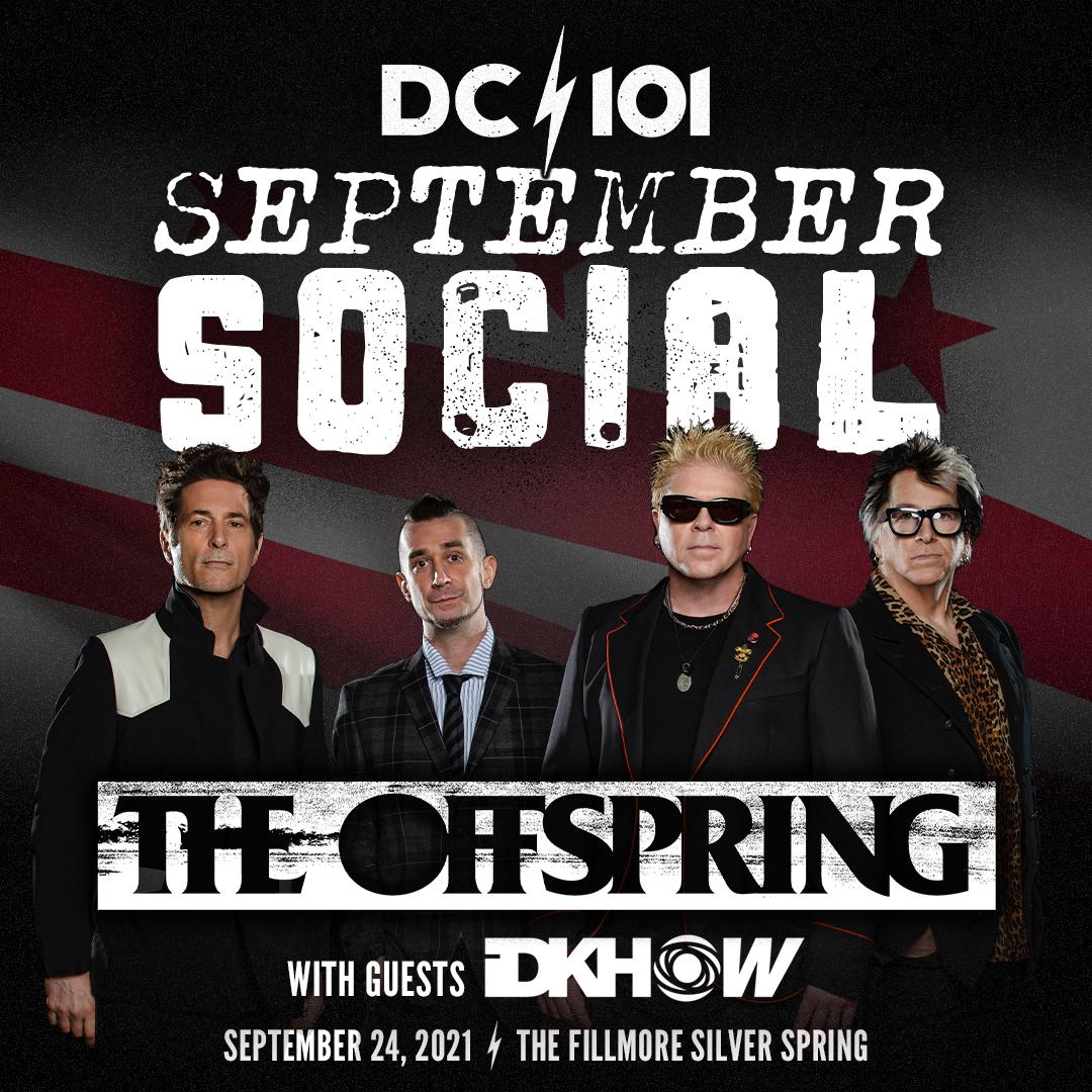 DC101s September Social