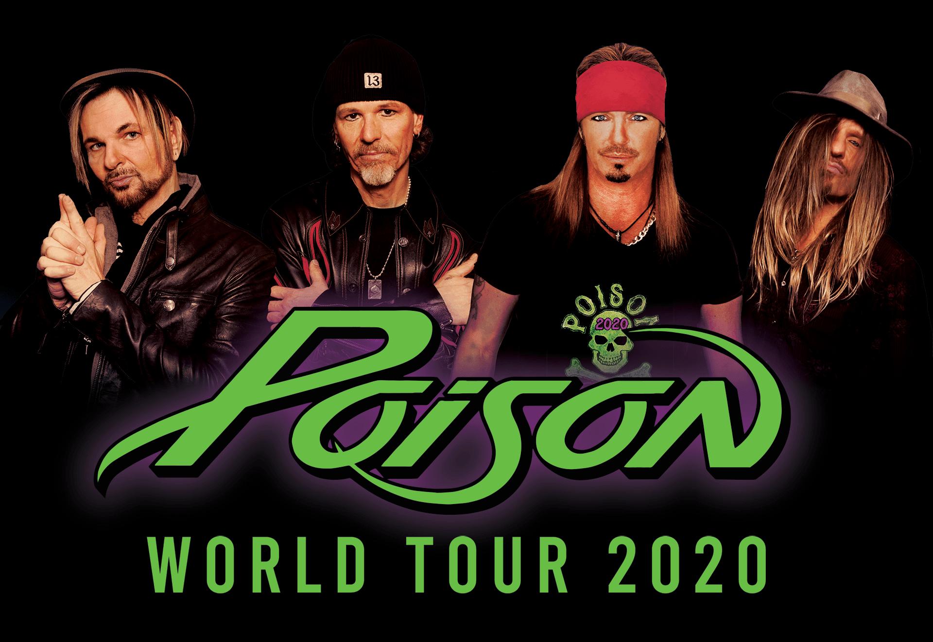 Poison World Tour