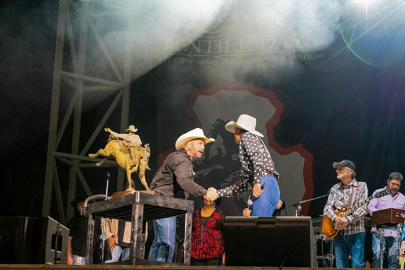 Frontier Nights® Concert Series celebrates Cheyenne Frontier Days™ 125th Anniversary with a very special line-up!