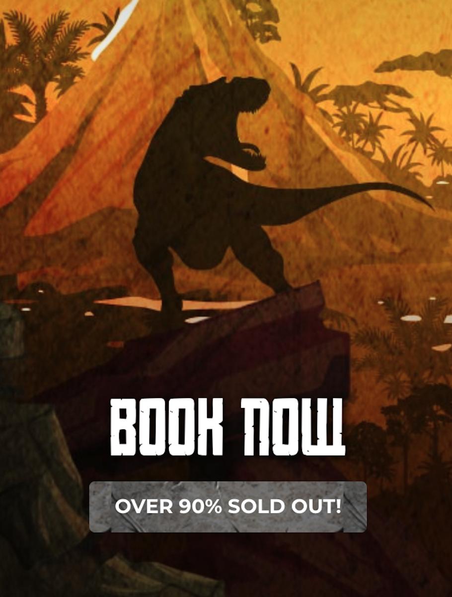 Book Soon Before The Herd Leaves You Behind!