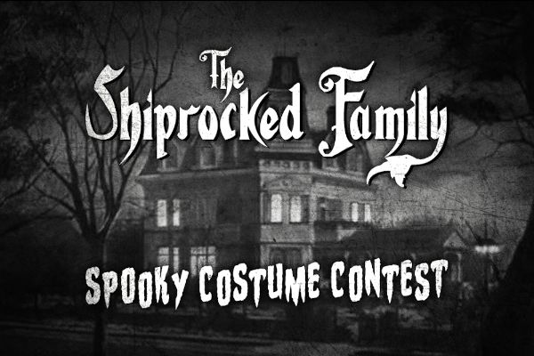 Spooky Costume Contest