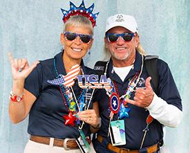Mike and Nancy Howard