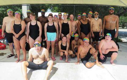 Nadadores do Condado de Broward