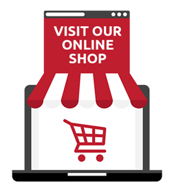 Shop merchandise Online