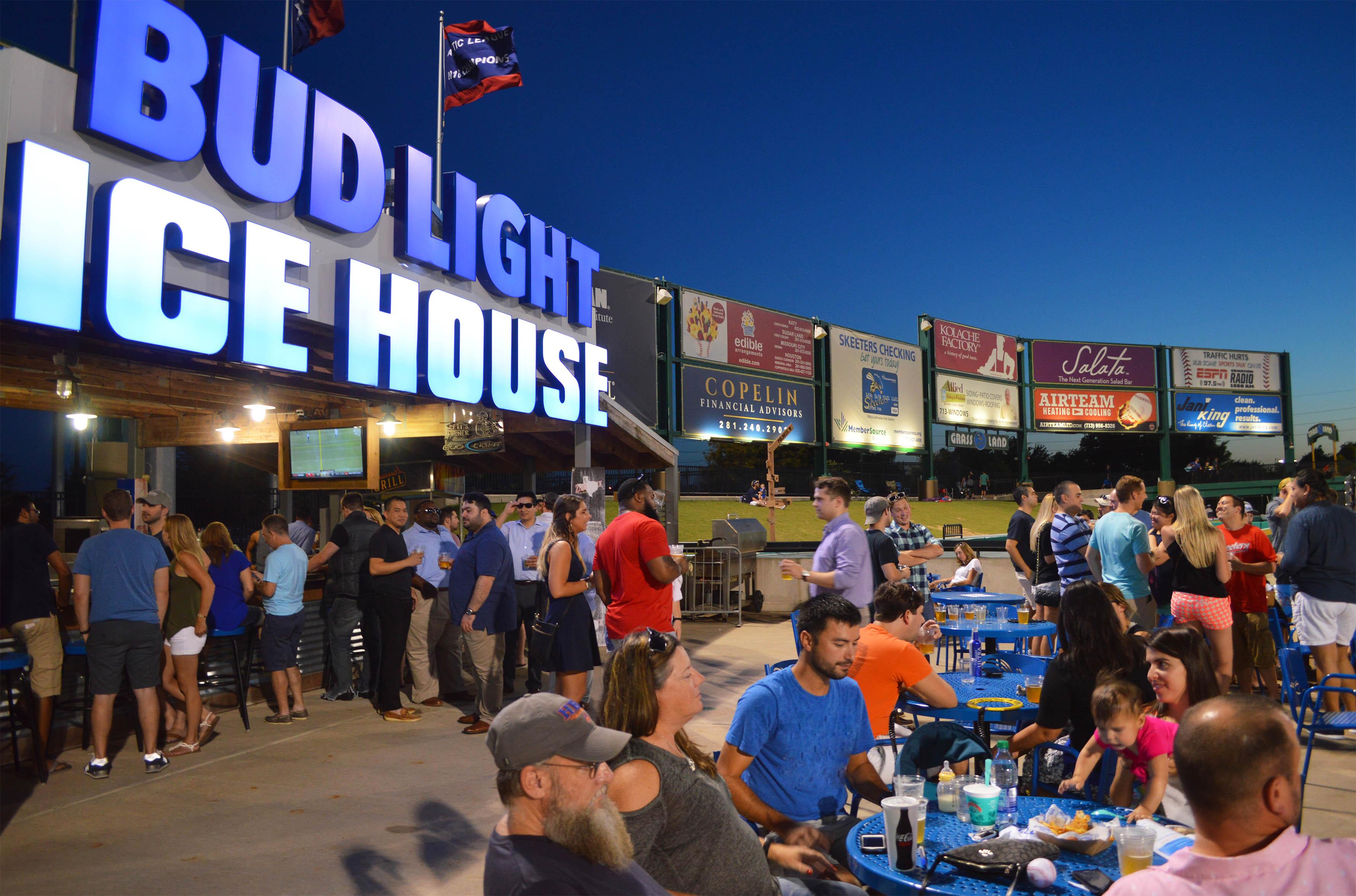 Bud Light Ice House